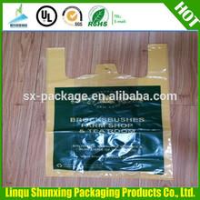 pp shopping bag/plastic bag printing/ shopping bag plastic bag