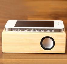 bamboo natural speaker