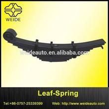 Semi trailer/truck practical leaf springs rear suspension for sale