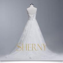 Sherny Bridals 2015 Wholesale Natural Brazilian Wedding Dresses