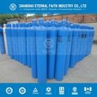50LX230BAR Seamless Steel Gas Cylinder Industrial Oxygen Cylinder Hydrogen Gas Price