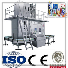 dairy milk filling and packing machine