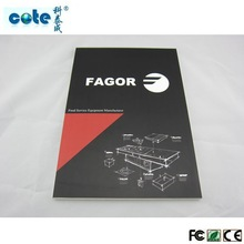 advertising use 4.3 inch video cards, oled business cards