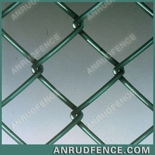 Green Plastic Lattice Fence