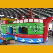 China manufacturer Amazing Large Outdoor Slide/inflatable buncer