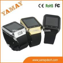 5MP camera 12GB ROM hand watch 1.54 inch screen 3G smart watch phone
