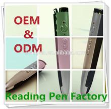 New spirit English talking pen Learning machine OEM/ODM Manufacturer