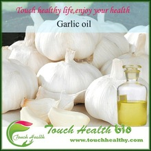 Touchhealthy supply garlic essential oil/pure organic garlic oil/garlic onion oil