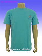 custom logo promtion t shirts 100% polyamide shirts