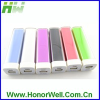 Fashion Mobile External Power Bank Battery Charger for Cell Phones and Digital Devices