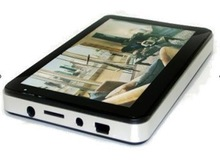 2014 new sale portable garmin GPS navigation 7 inch with wifi bluetooth