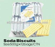 soda cracker export to Africa