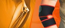 Alibaba OEM Neoprene Sport Elbow compression support,elbow brace/wrap,neoprene padded elbow support