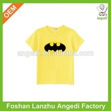 high quality bulk blank t-shirts for children