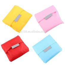 Reusable Foldable Shopping Nylon Tote Bag