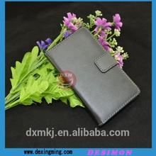 Genuine leather custom cover case for nokia lumia 520