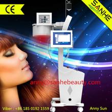 2015 Laser LED Fast Safe Hair Regrowth Beauty Salon Equipment hair loss treatment Hair Growth