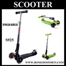 Outdoor sports 4 wheels youth kick scooter