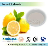 2015 Factory Supply Pure Natrual dried lemon powder