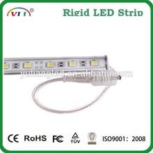 High Quality LED Cabinet Light Bar/Under Cabinet LED Light SMD5050 60LED/M DC12V 24V