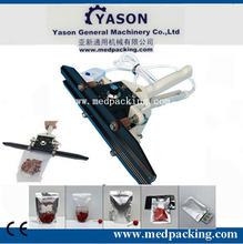 FRK-400 Plastic Film bag Hand clamp-sealing machine /hand clamp aluminium bag heat sealer