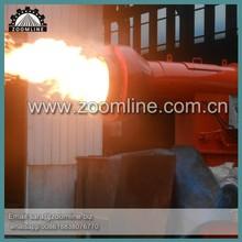 Animal oil burner for Asphalt Plant