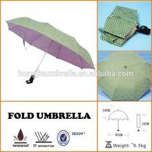New Windproof Anti UV Clear/Rain Korean Streak Princess Folding Umbrella
