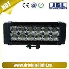 8'' led offroad light bar , super bright led driving light ,led driving bar 36W led light bar