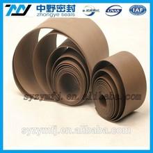 Machine tool guideway soft belt,PTFE guide soft band