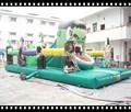 atrativo animal inflável slide parque de jogos infantis para venda