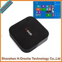 win8 mini PC 64 bit Intel Atom Z3735F CPU windows 8 smart computer 2GB DDR3 32GB ROM faster than android smart tv box