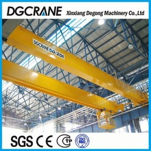 Ce Approved Oem Lh Double Girder Overhead Crane In Delhi Ncr