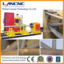 manufacture portable electric pipe beveling machine, stainless steel pipe cutting and beveling machine