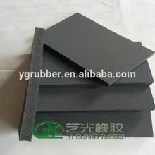 high density silicone foam sponge rubber