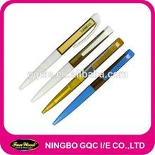 Plastic liquid pen oil float pen,customized PVC,cheap floating pen
