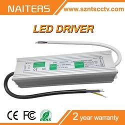 2015 hot selling 12v driver led,Waterproof IP67 12V 45W Constant Voltage led driver