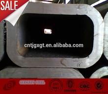2015 hot selling rectangular tube/rectangular steel pipe tube rhs&shs/q235b carbon square rectangular steel pipe