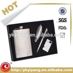 elegant packaged factories wholesale hip flasks