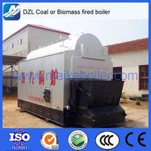 dzl series horizontal boiler