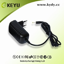 4.5v 1.5a Korea plug power adapter with DC cable