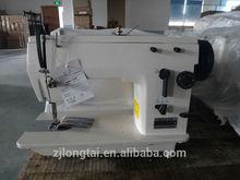 top quality zig zag walking foot industrial sewing machine