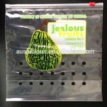 Bopp/opp Laminated Fruit Bag For Packing Wheat Flour With Inner Bag
