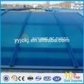 H - estructura Bayer lámina de policarbonato piscina que cubre / de policarbonato pisos