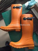 Fashion wholesale Women&ladies Rubber rain&snow boots