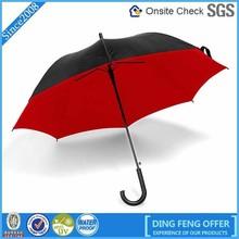Super high quality double layer straight advertising sun umbrella