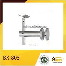 Glass Handrail Saddle Bracket, Glass Handrail Holder.