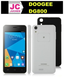 DOOGEE VALENCIA DG800 Smartphone DOOGEE DG800 Mobile Phone MTK6582 Quad Core 1.3GHz Android 4.4.2 4.5 inch-Black/White/Blue!