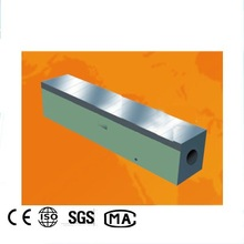 electrical magnetic bar specifically for knives grinder machine