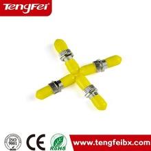 Best quality optical fiber connector price ST optic fiber adaptor