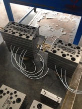 china white chalk extrusion tooling to provide the powder to test tool